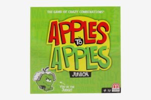 Apples to Apples Junior - The Game of Crazy Comparisons
