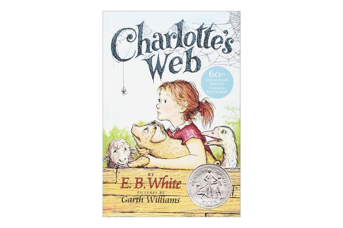 """Charlotte's Web,"" by E. B. White"