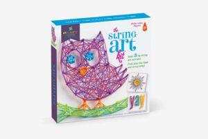Craft-Tastic Owl String Art Kit