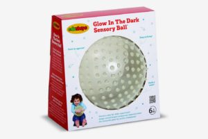 Edushape Glow In The Dark Sensory Ball