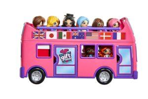 Gift 'Ems Double Decker Tour Bus