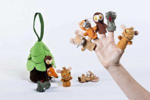 Gruffalo's Finger Puppets