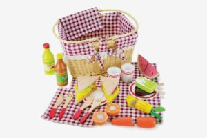 Imagination Generation Slice & Share Picnic Basket