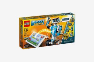 LEGO Boost Creative Toolbox Robot Building Set