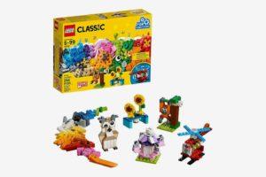 Lego Classic Bricks and Gears Building Set