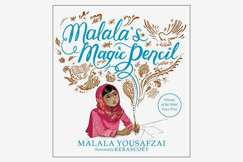 """Malala's Magic Pencil,"" by Malala Yousafzai"