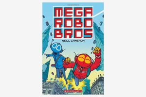 Mega Robo Bros, by Neil Cameron