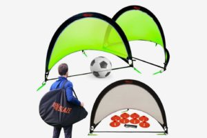 Pop Up Soccer Goals Set