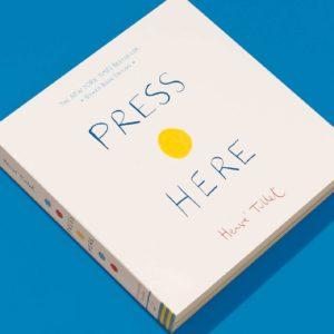 Press Here Board book